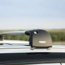 Багажник на интегрированные рейлинги Thule WingBar Edge 959X с аэродинамическими поперечинами Thule WingBar