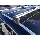 Багажник на интегрированные рейлинги Thule Rapid System 753 с аэродинамическими поперечинами Thule WingBar Evo