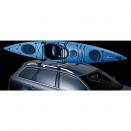 складное крепление на крышу автомобиля для перевозки каяка Thule Kayak Support 520