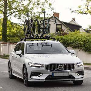 Велобагажник на крышу — наслаждайтесь комфортом путешествий