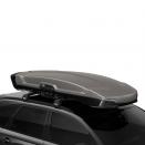 Бокс на крышу Thule Vector Alpine Titan Matte 380л титан матовый
