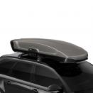 Бокс на крышу Thule Vector L Titan Matte 430л титан матовый