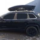 Бокс на крышу Thule Motion XT XL Black Glossy 500л черный глянец