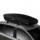 бокс на крышу Thule Motion XT XL Black Matte 500л черный матовый