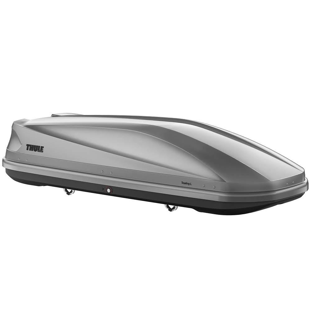 Бокс на крышу Thule Touring L Gray Matte 420л серый матовый