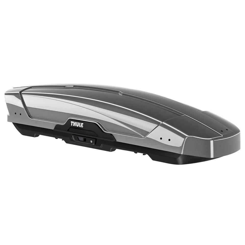 Бокс на крышу Thule Motion XT Sport Titan Glossy 300л титан глянец