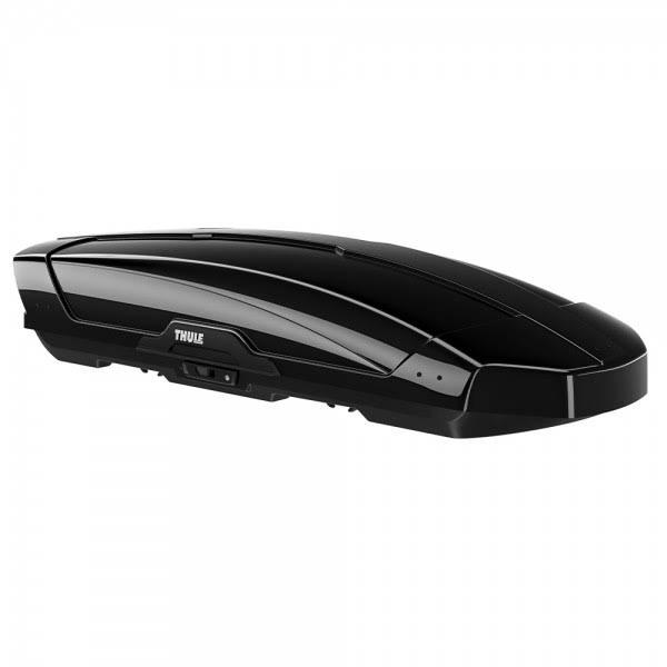 Автобокс Thule Motion XT XL Black Glossy 500л