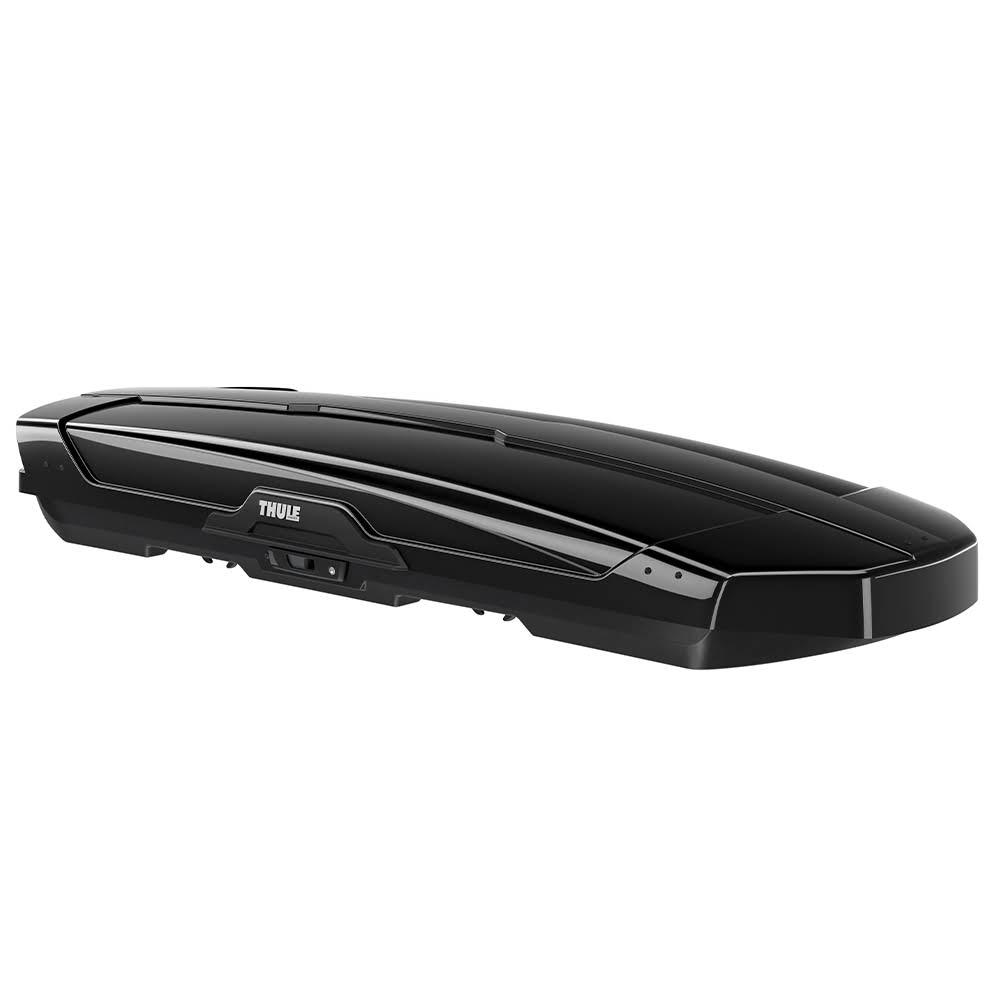 Бокс на крышу Thule Motion XT Alpine Black Glossy 450л черный глянец