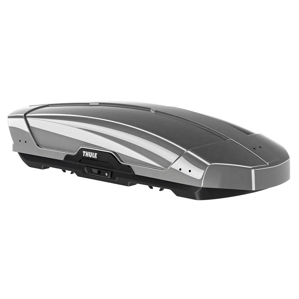 Бокс на крышу Thule Motion XT L Titan Glossy 450л титан глянец