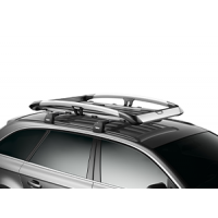 Экспедиционные багажные корзины на крышу — удобно, комфортно, надежно