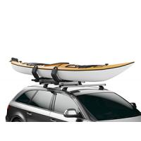 крепления на крышу для перевозки каяка и каноэ на автомобиле