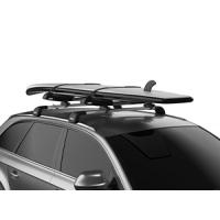 Крепления для перевозки серфинга и сапсерфинга на крыше автомобиля
