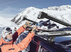Крепления для лыж и сноубордов