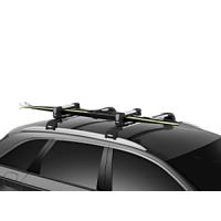крепления для лыж и сноуборда на машину