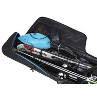 Чехлы для лыж и сноуборда, сумки для лыжных ботинок