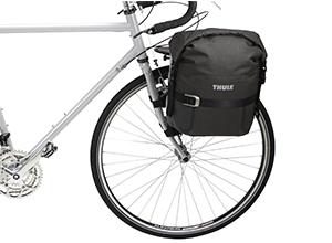 Велосумки и велобагажники