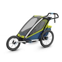мультиспортивные детские коляски и велоприцепы для активного отдыха