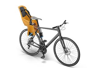 Детское велокресло заднее