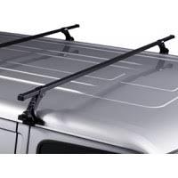 Багажники Thule на крышу с водостоками