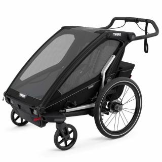 Детская коляска прицеп Thule Chariot Sport 2 Midnight Black