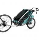 Детская коляска мультиспортивный прицеп Thule Chariot Cross 1 Alaska