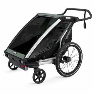 Детская коляска прицеп Thule Chariot Lite 2 Agave