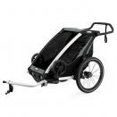Детская коляска мультиспортивный прицеп Thule Chariot Lite 1 Agave