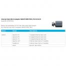 адаптер для оси Thule Internal Hub Hitch Adapter SRAM Spectro FG 10.5x1.0