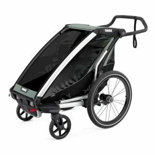 Детская коляска-прицеп Thule Chariot Lite 1 Agave