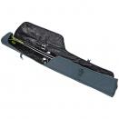 Чехол для лыж Thule RoundTrip Ski Bag 192cm Dark Slate (серо-голубой)