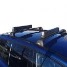 Багажник для лыж и сноуборда Thule SnowPack M 7324 Black на 4 пар лыж 50см