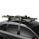 Багажник для лыж и сноуборда SnowPack Thule Extender 7325 Black на 5 пар лыж 62,5см сдвижное