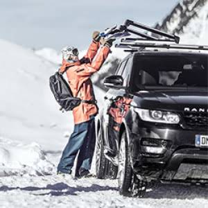 Багажник для лыж и сноуборда
