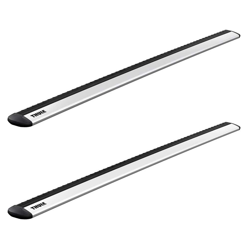 Аэродинамические алюминиевые дуги багажника Thule WingBar Evo 7112 (118см)