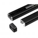 Стальные прямоугольные дуги багажника Thule SquareBar Evo 7125 (150см)