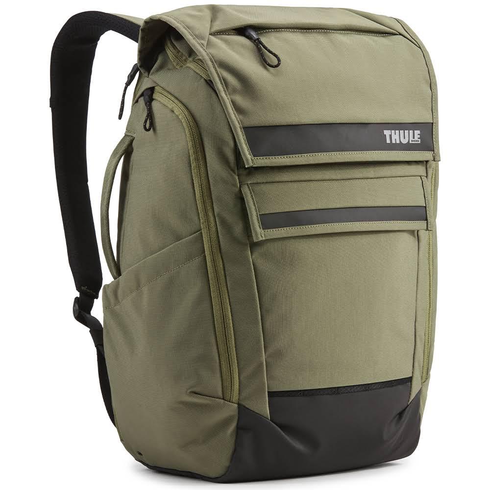 городской рюкзак для ноутбука Thule Paramount Backpack 27L Olivine (оливковый)