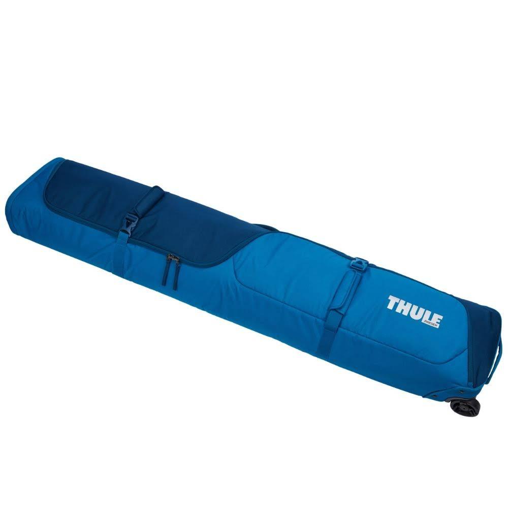 Чехол для лыж на колесах Thule RoundTrip Ski Roller 175cm Poseidon (синий)