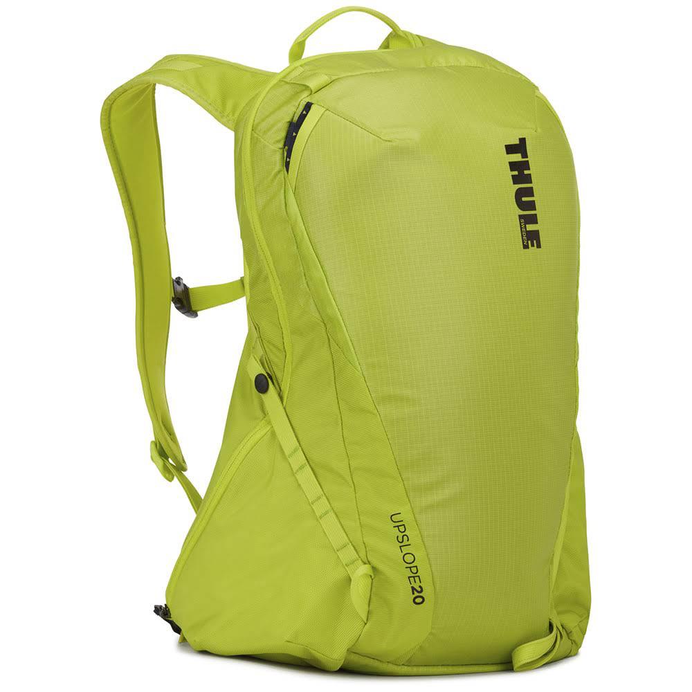 Рюкзак для лыжного спорта и сноубординга Thule Upslope 20L Lime Punch зеленый лаймовый