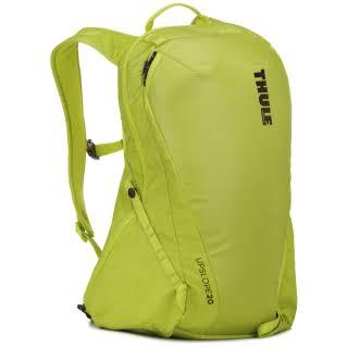 Лыжный рюкзак Thule Upslope 20L Blackest Lime Punch