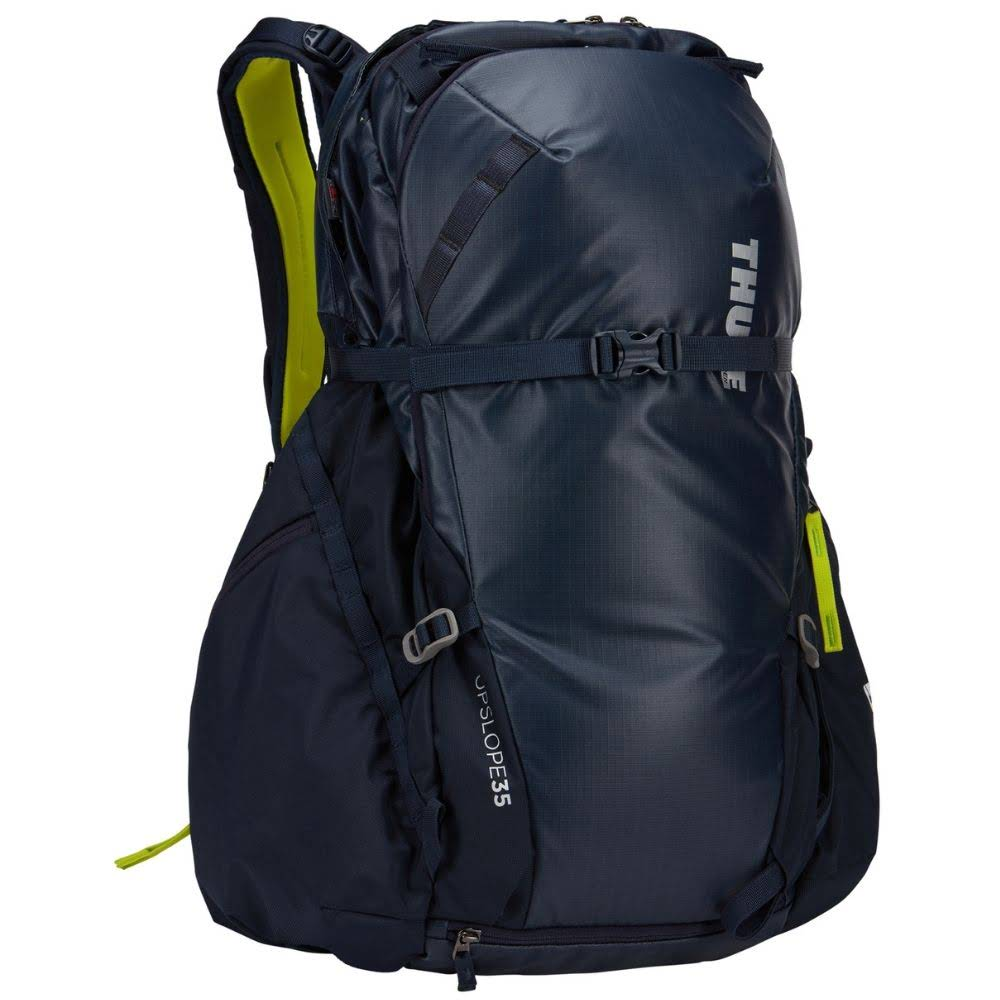 Рюкзак для фрирайд-катания Thule Upslope 35L Blackest Blue – Removable Airbag 3.0 ready* тёмно-синий