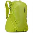 Рюкзак для фрирайд-катания Thule Upslope 35L Lime Punch – Removable Airbag 3.0 ready* зеленый лаймовый
