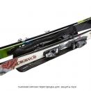 Чехол для лыж на колесах Thule RoundTrip Ski Roller 175cm Black (черный hero)