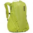 Рюкзак для фрирайд-катания Thule Upslope 25L Lime Punch – Removable Airbag 3.0 ready* зеленый лаймовый