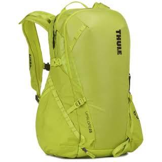 Лыжный рюкзак Thule Upslope 25L Lime Punch – Removable Airbag 3.0