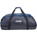 всепогодная спортивная сумка-рюкзак Thule Chasm 130L Poseidon синяя