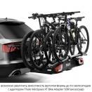 Велокрепление на 3(+1) велосипеда на фаркоп Thule VeloSpace XT 939