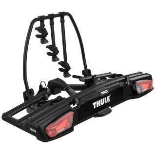 Велокрепление на фаркоп Thule VeloSpace XT 939 Black на 3+1 велосипеда