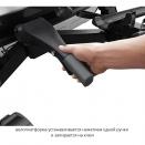 Велокрепление на 3(+1) велосипеда на фаркоп Thule VeloSpace XT 939 Black черный матовый