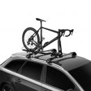 велокрепление на крышу Thule TopRide 568 с фиксацией за вилку