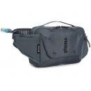 Спортивная сумка на пояс с гидратором Thule Rail Hip Pack 4L Dark Slate